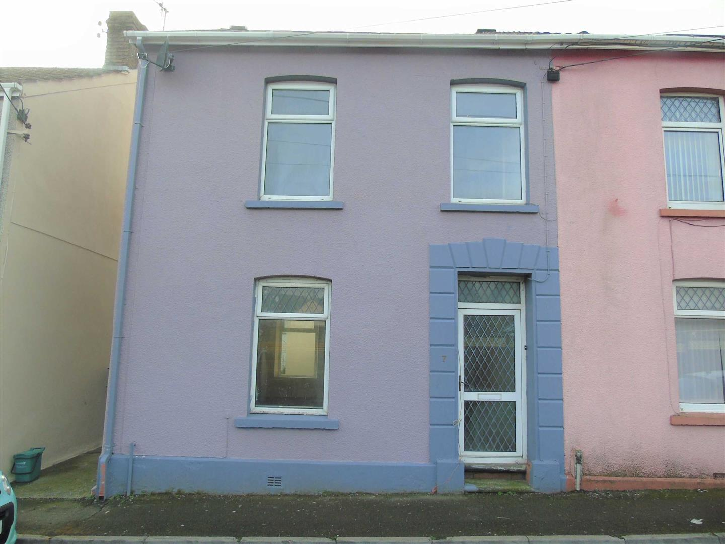 Williams Terrace, Burry Port, Llanelli, SA16 0PG